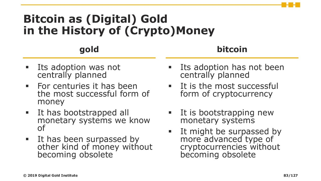Bitcoin as (Digital) Gold in the History of (Cr...