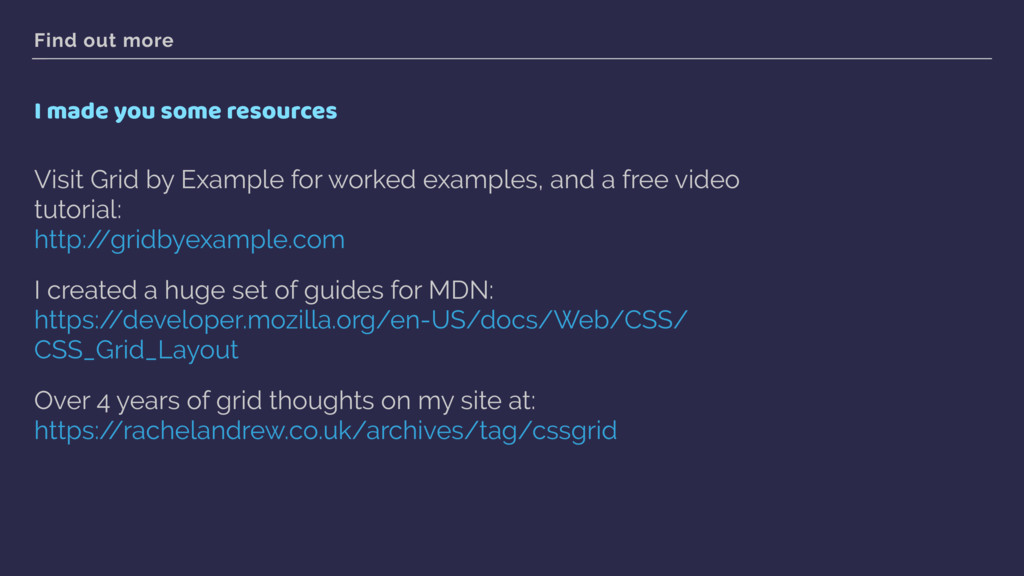 Find out more I made you some resources Visit G...