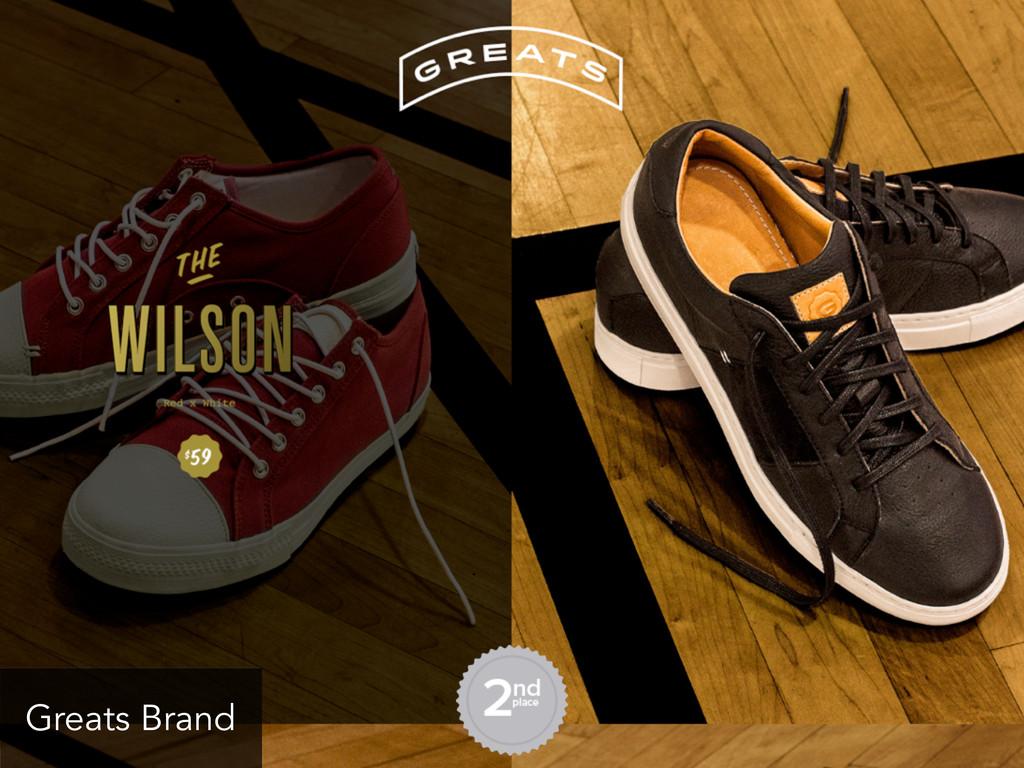 Greats Brand