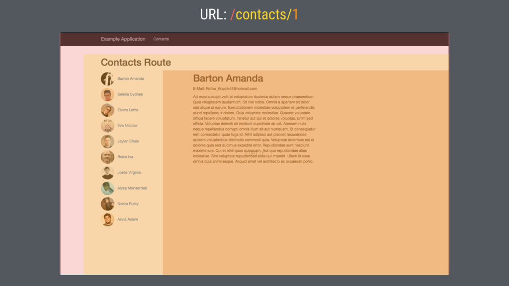 URL:t URL: /contacts/1