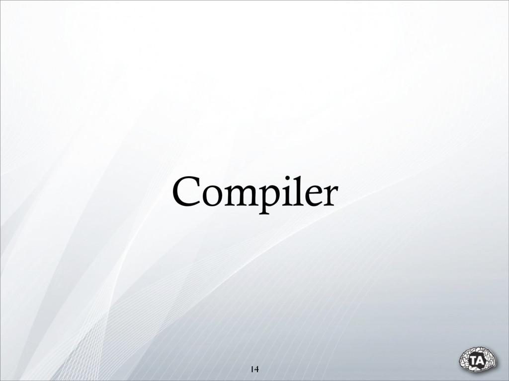 Compiler 14