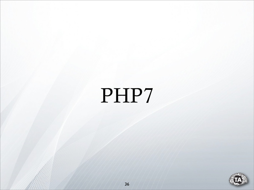 PHP7 36
