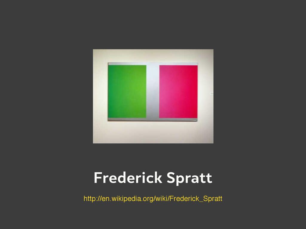 Frederick Spratt http://en.wikipedia.org/wiki/F...