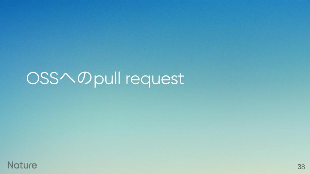 OSSͷpull request 38