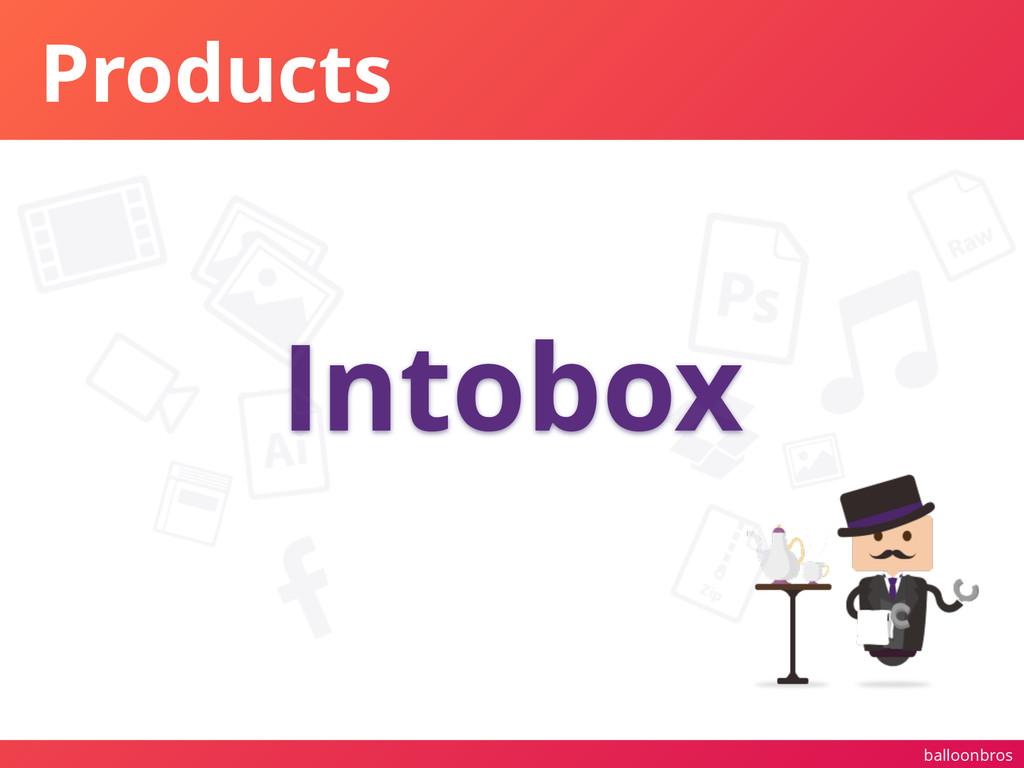 balloonbros Products Intobox