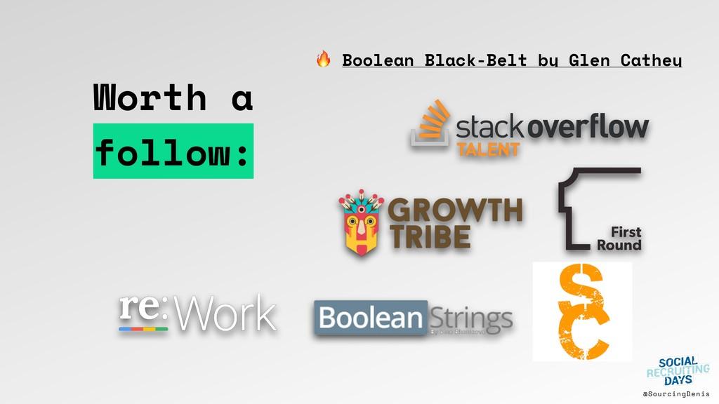 @SourcingDenis Worth a follow:  Boolean Black-B...