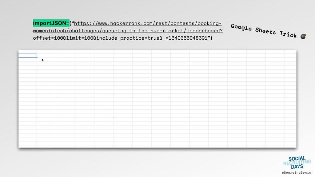 "@SourcingDenis importJSON=(""https://www.hackerr..."