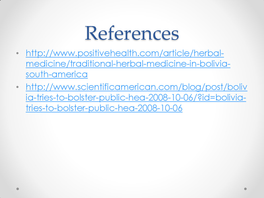 References • http://www.positivehealth.com/arti...