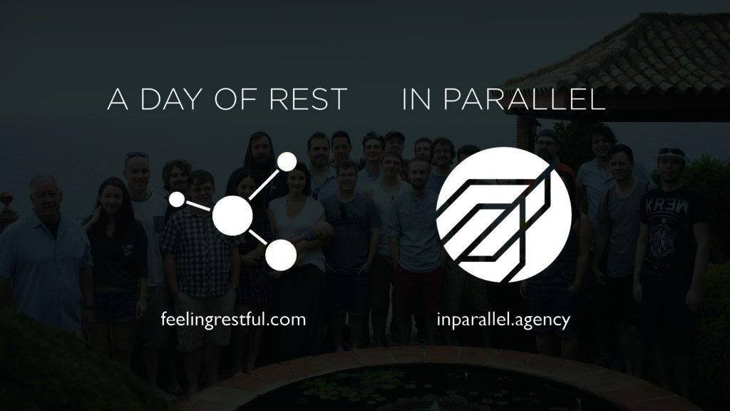feelingrestful.com inparallel.agency A DAY OF R...