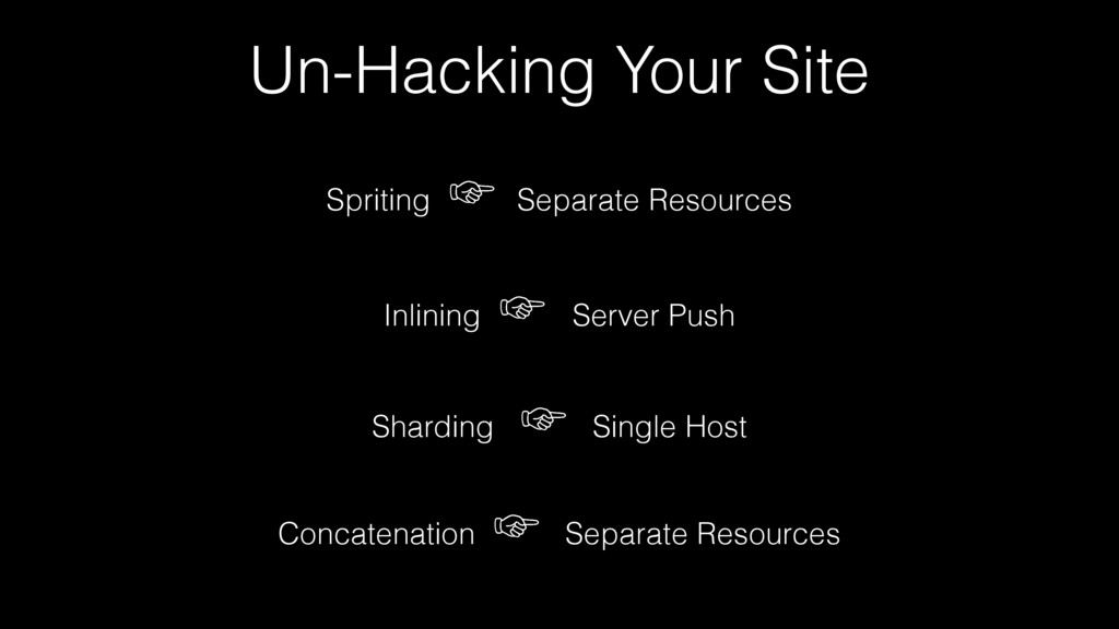 Un-Hacking Your Site Spriting ' Separate Resour...