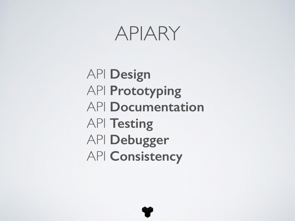 APIARY API Design API Prototyping API Documenta...