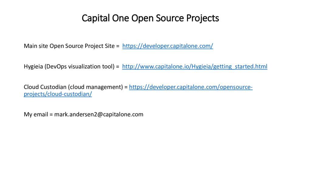 Main site Open Source Project Site = https://de...