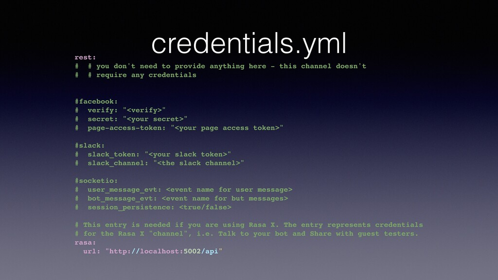 credentials.yml rest: # # you don't need to pro...