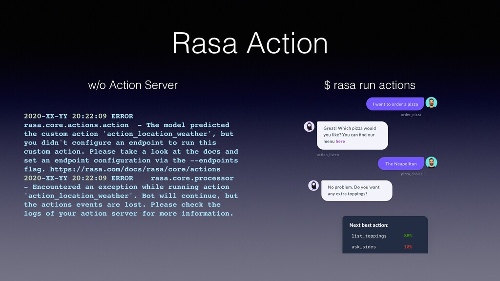 Rasa Action 2020-XX-YY 20:22:09 ERROR rasa.core...