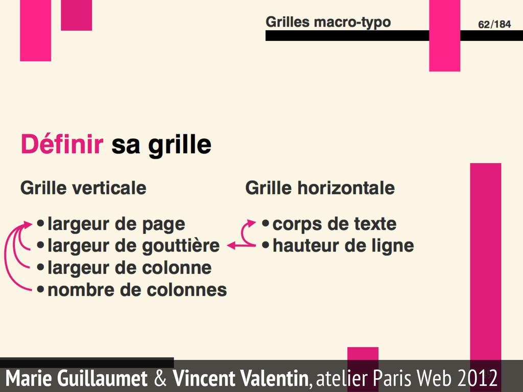 49 Marie Guillaumet & Vincent Valentin, atelier...