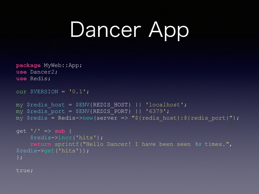 "%BODFS""QQ package MyWeb::App; use Dancer2; use..."