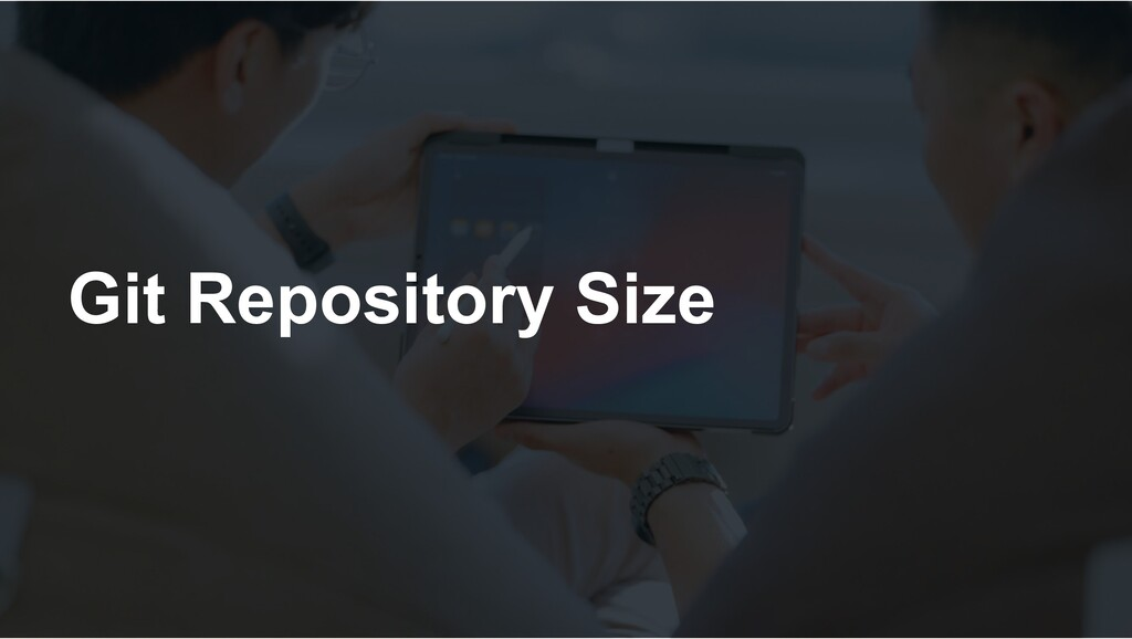 Git Repository Size