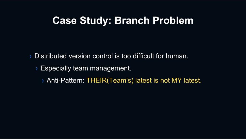 Case Study: Branch Problem › Distributed versio...