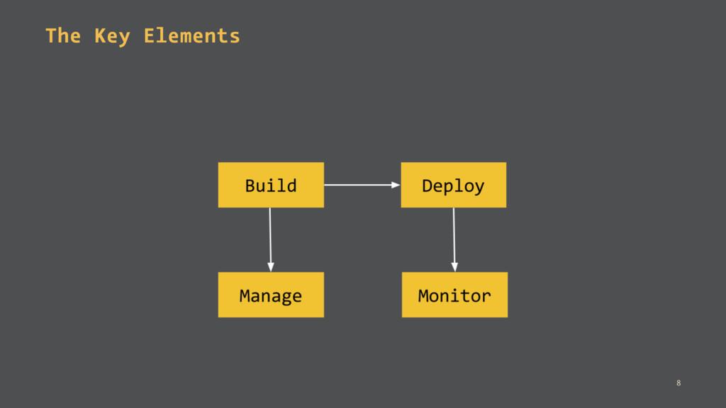 The Key Elements 8