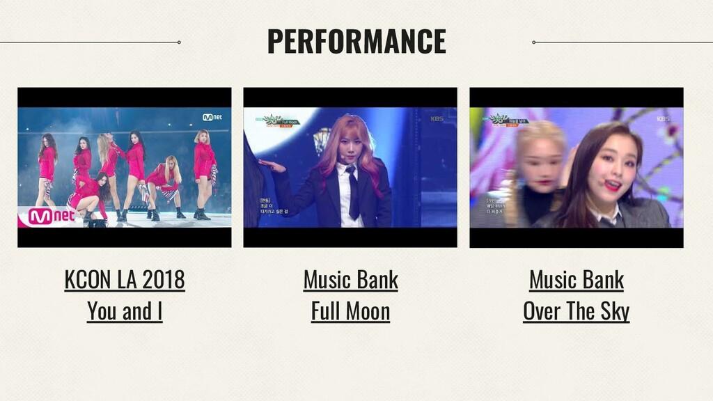 PERFORMANCE Music Bank Full Moon KCON LA 2018 Y...