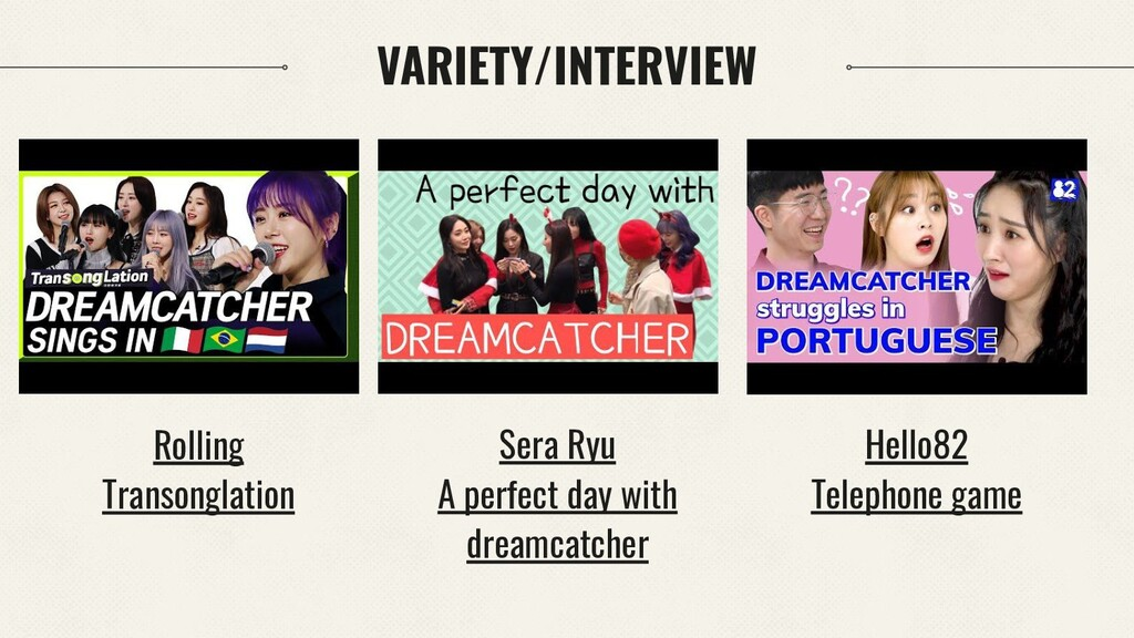 VARIETY/INTERVIEW Sera Ryu A perfect day with d...
