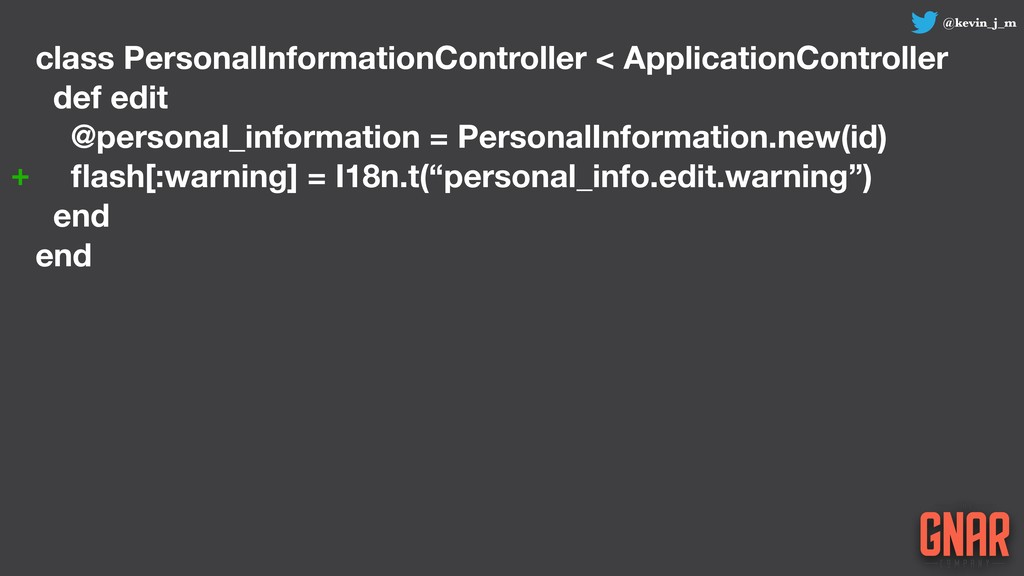 @kevin_j_m class PersonalInformationController ...