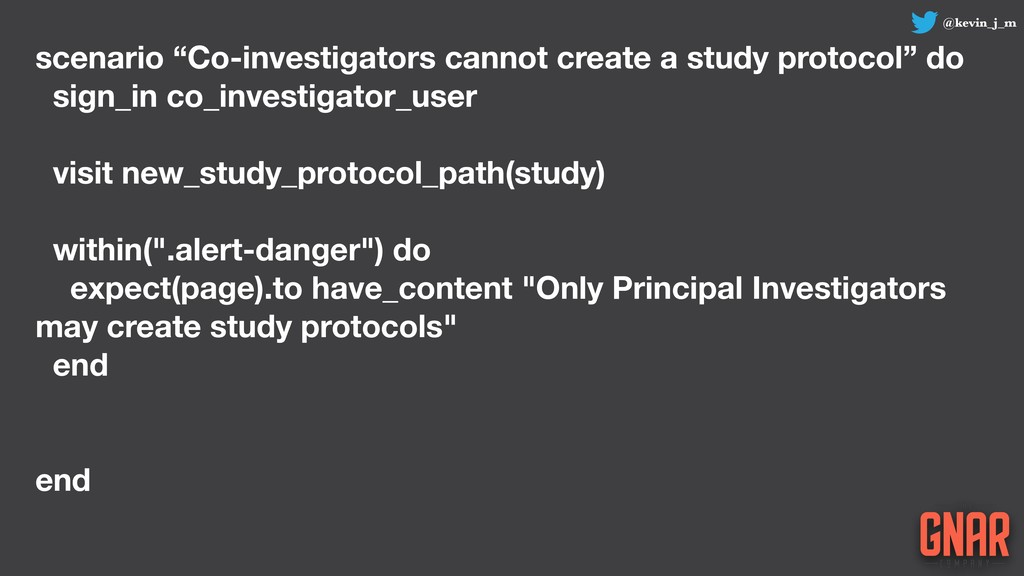 """@kevin_j_m scenario """"Co-investigators cannot cr..."""
