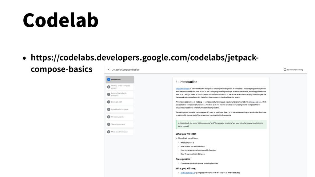 Codelab • https://codelabs.developers.google.co...
