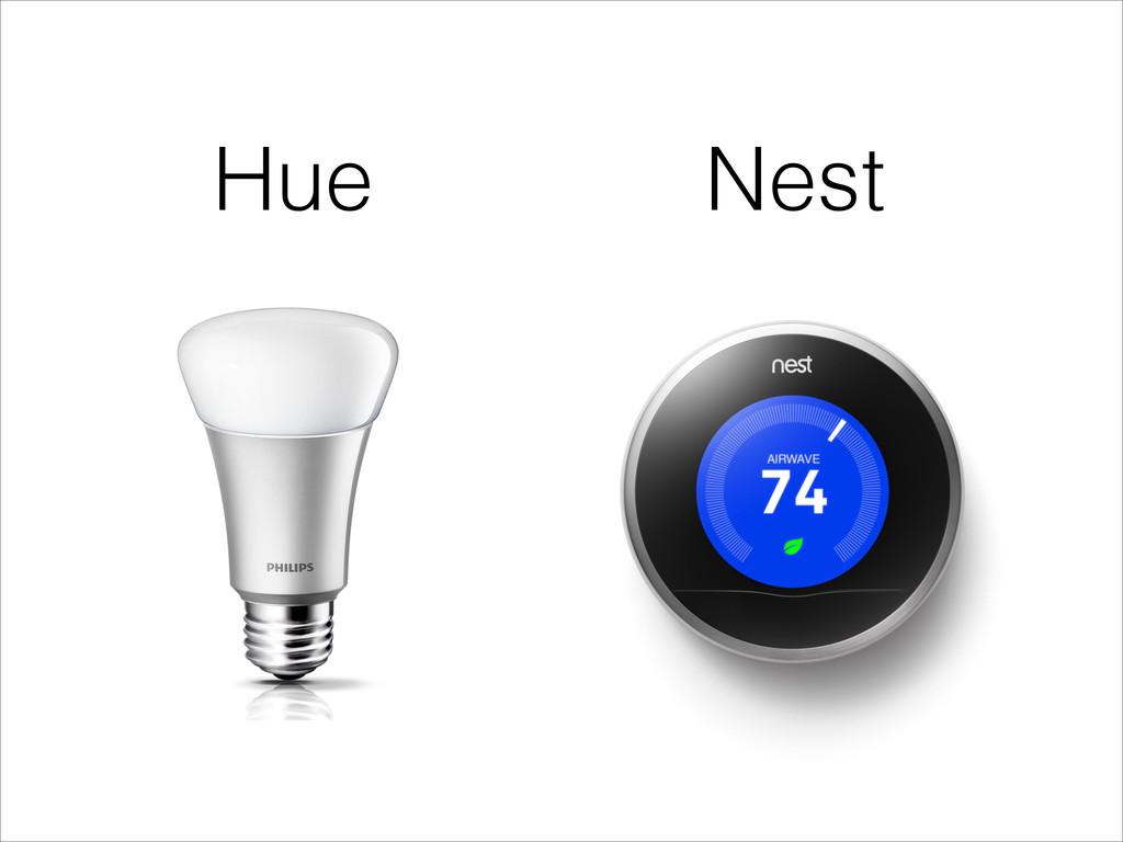 Nest Hue