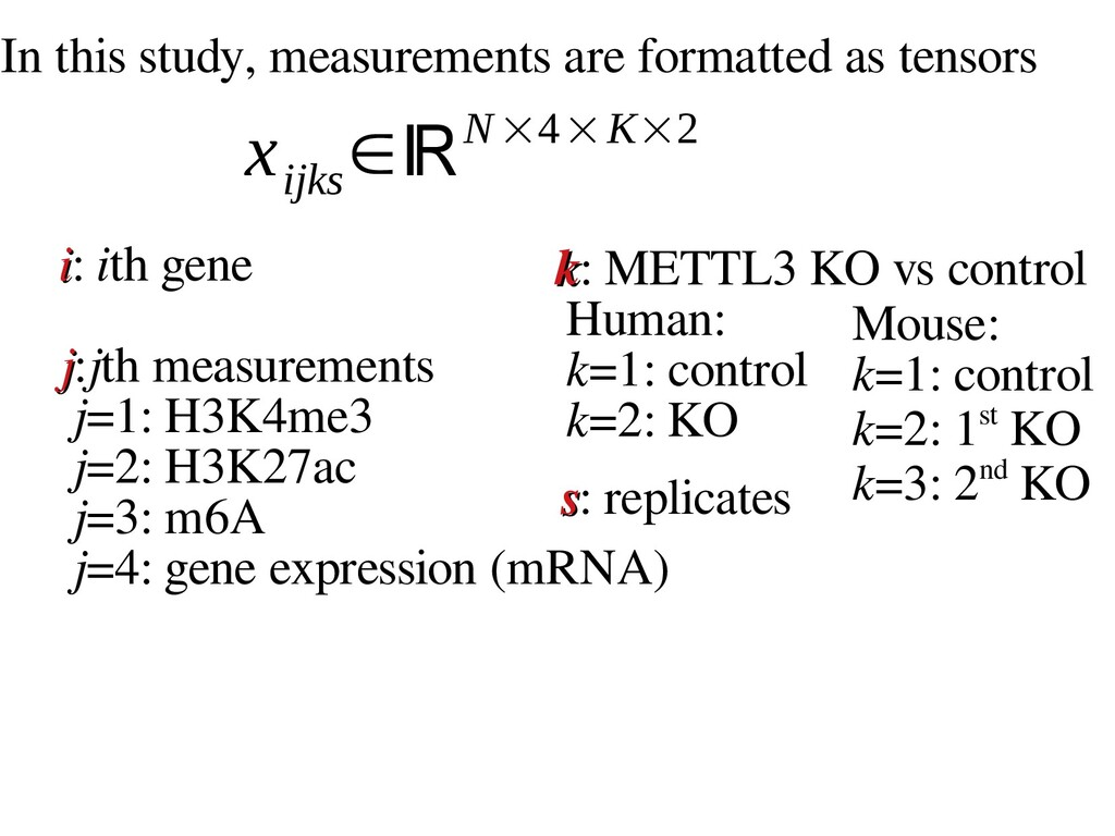 In this study, measurements are formatted as te...