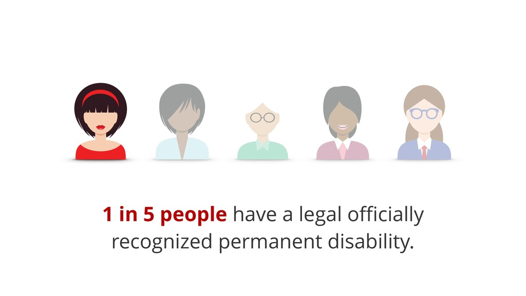 1 in 5 people have a legal officially recognized ...