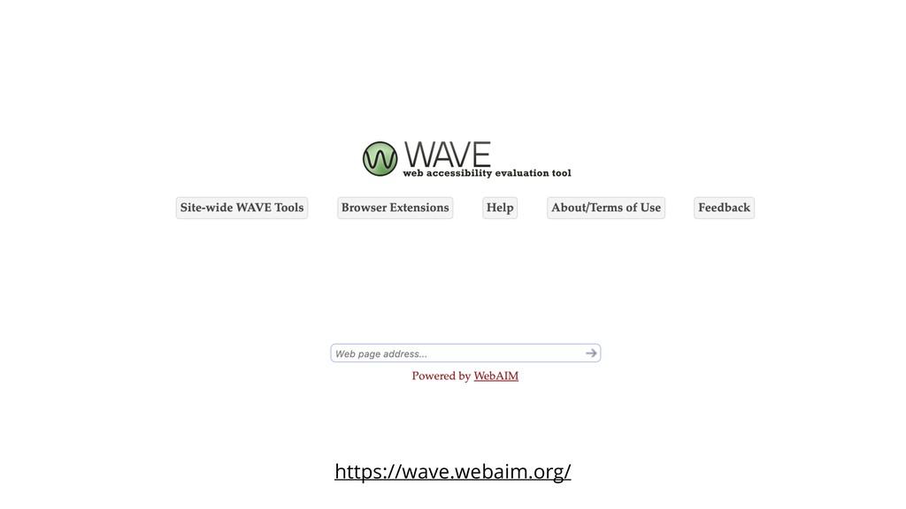 https://wave.webaim.org/