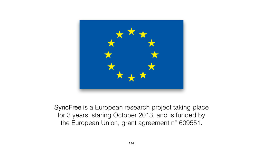SyncFree is a European research project taking ...