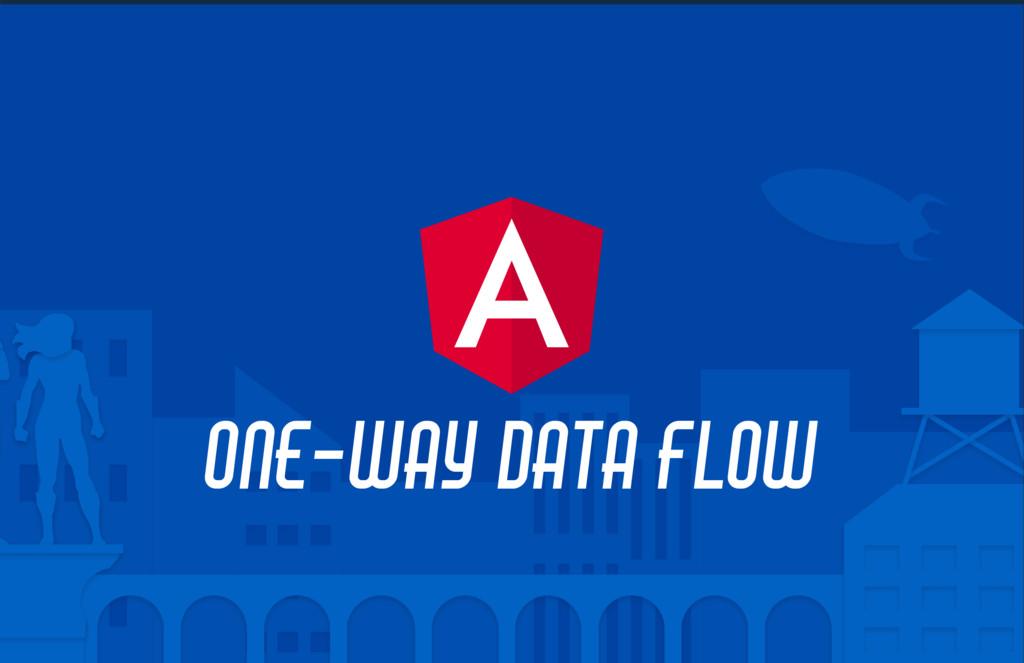 ONE-WAY DATA FLOW