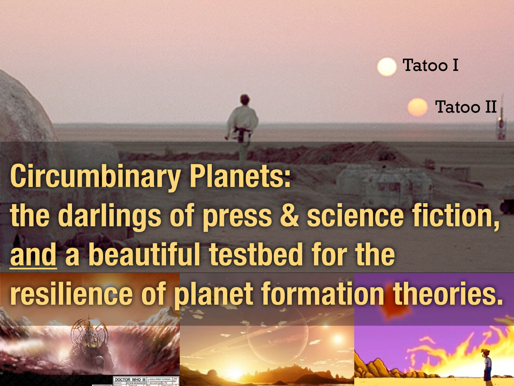 Circumbinary Planets: the darlings of press & s...