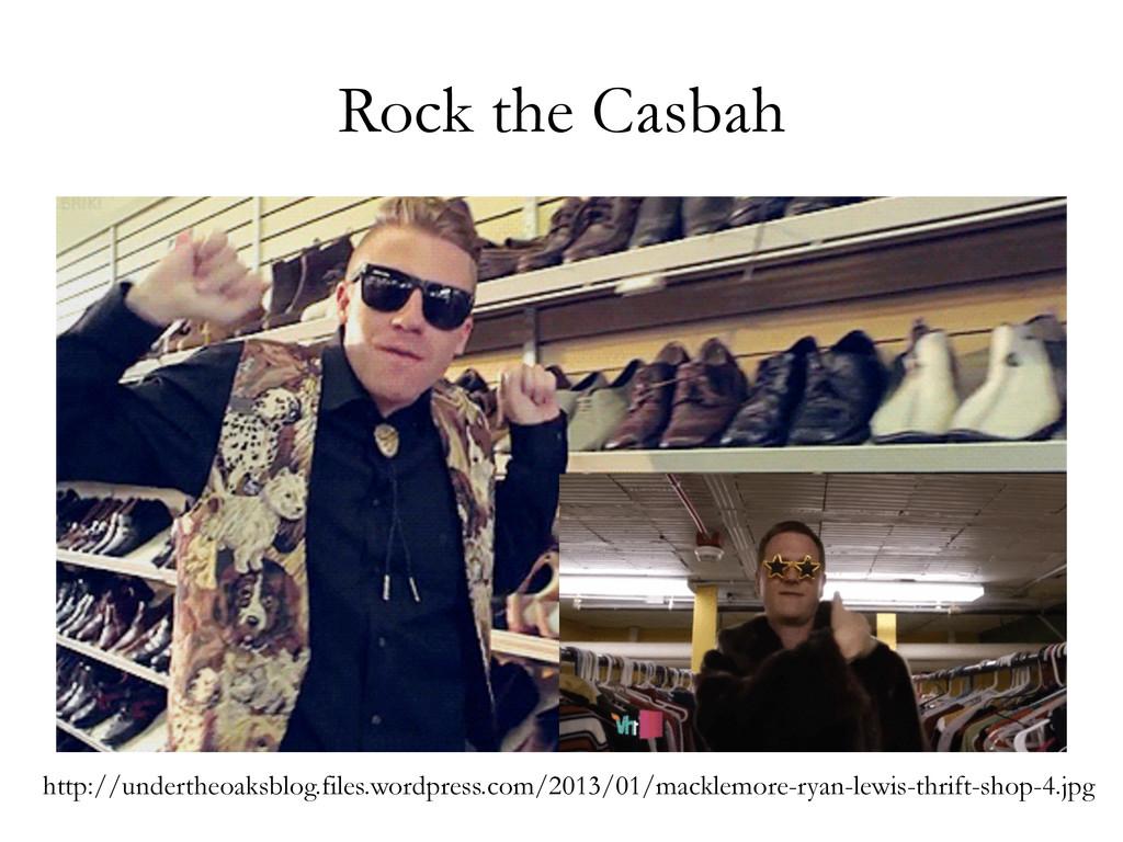 Rock the Casbah http://undertheoaksblog.files.w...
