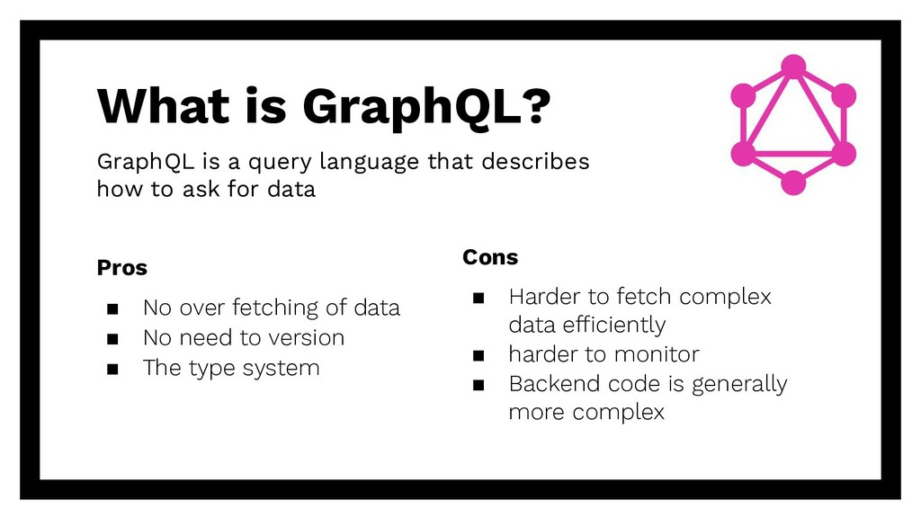 What is GraphQL? GraphQL is a query language th...