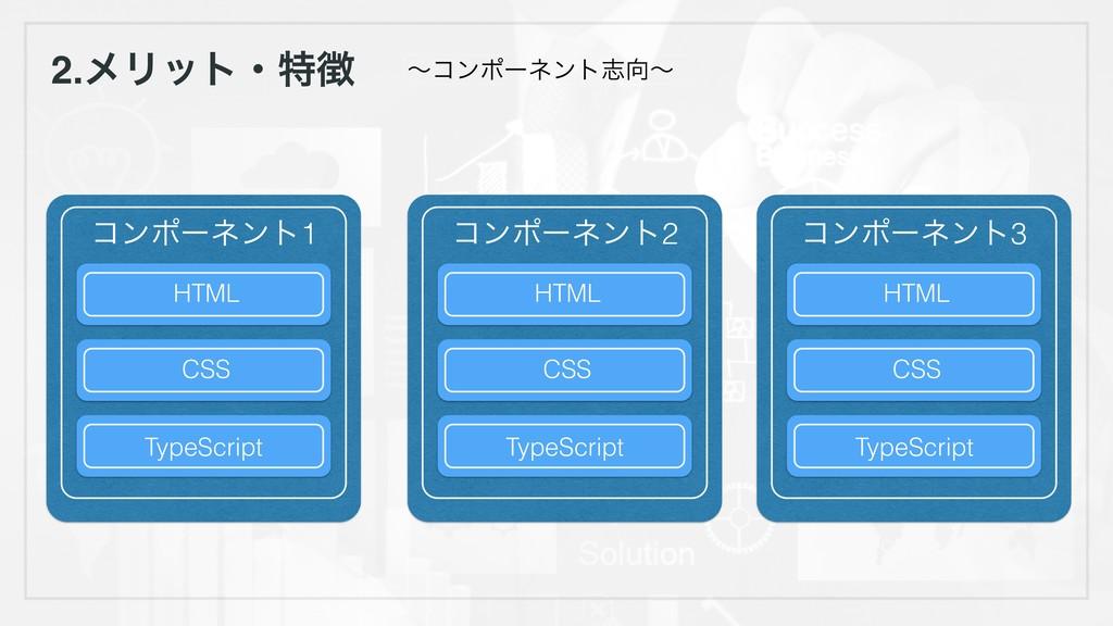 Collection 2.ϝϦοτɾಛ ʙίϯϙʔωϯτࢤʙ ίϯϙʔωϯτ1 HTML ...