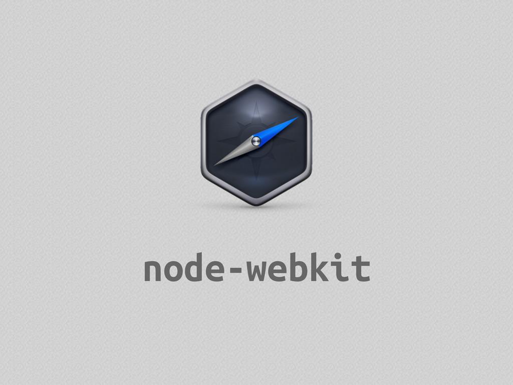 node-webkit