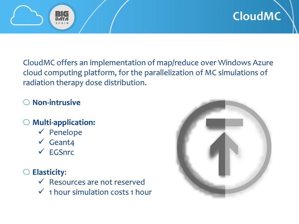 CloudMC CloudMC offers an implementation of map...