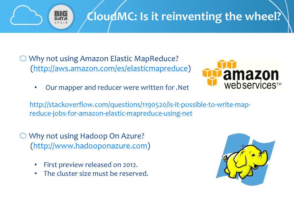 CloudMC: Is it reinventing the wheel? http://st...
