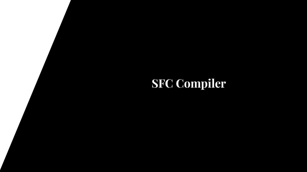 SFC Compiler