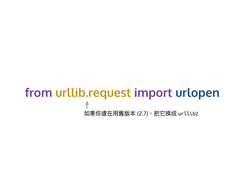 from urllib.request import urlopen ইຎ֦螭ࣁአ膑粚๜ (2...