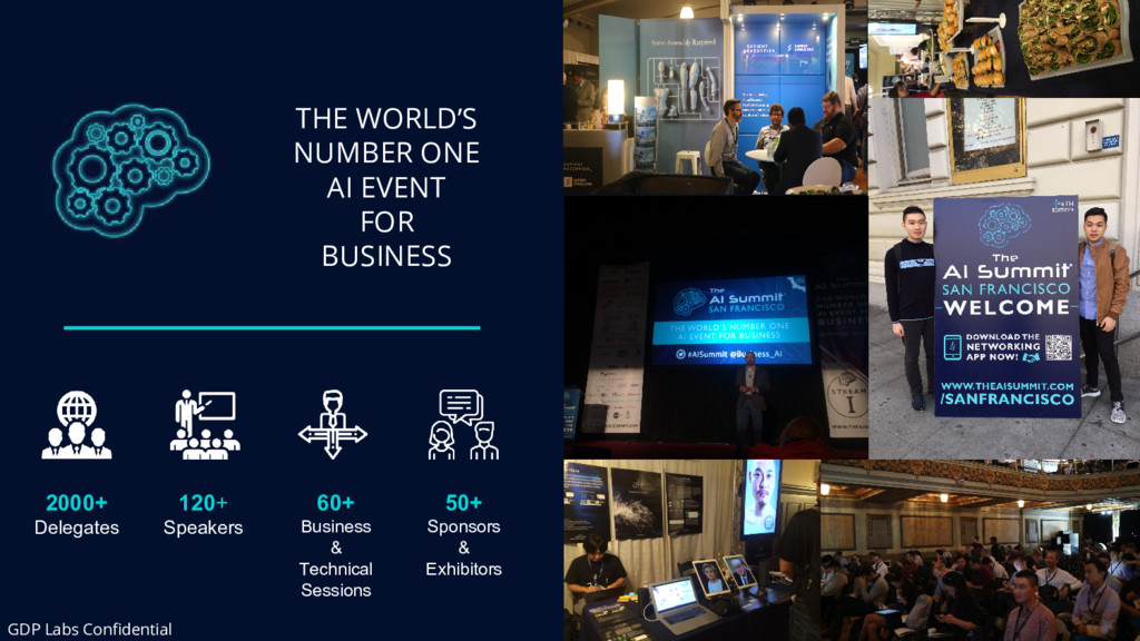 THE WORLD'S NUMBER ONE AI EVENT FOR BUSINESS 20...