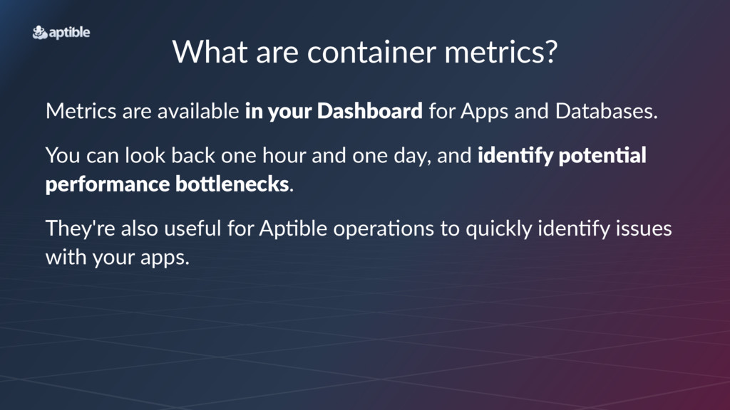 What%are%container%metrics? Metrics(are(availab...