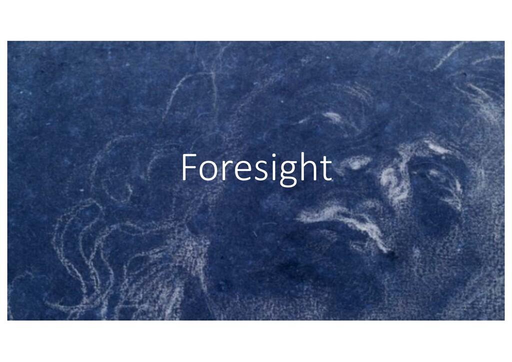 Foresight 2