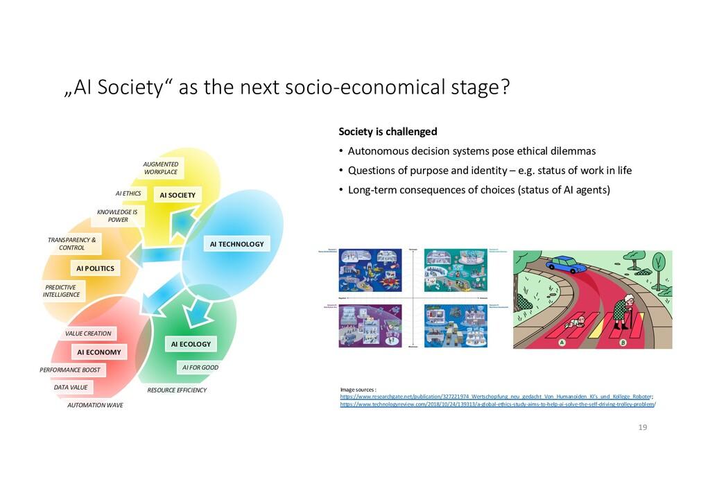 """AI Society"" as the next socio-economical stage..."