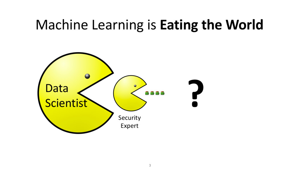 Machine Learning is Eating the World 3 Data Sci...
