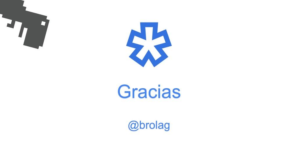 Gracias @brolag