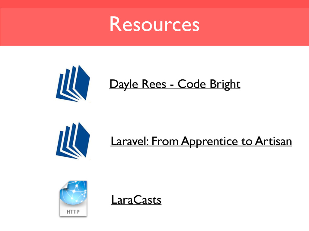 Resources Dayle Rees - Code Bright Laravel: Fro...